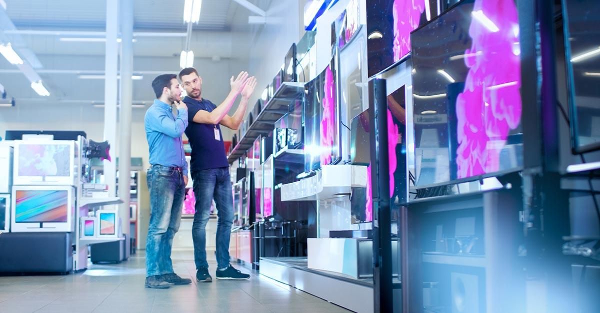 Como o ambiente da loja influencia a satisfação dos clientes?