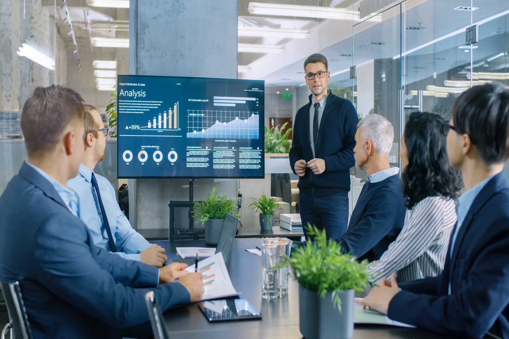 Como a inteligência competitiva atua nos resultados da empresa?
